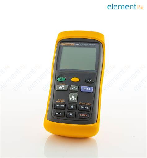Thermometer Fluke fluke 54 ii b fluke dual input digital thermometer with
