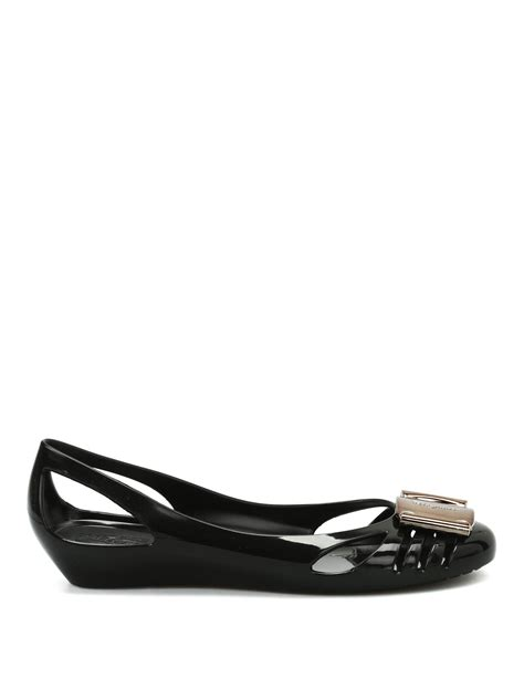 Flat Shoes Salvatore Ferragamo T0100 bermuda flats by salvatore ferragamo flat shoes ikrix