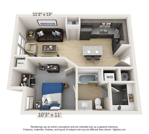 one bedroom apartments in akron ohio the depot at akron student apartments floor plans