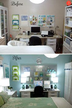 office bedroom combo ideas 1000 ideas about bedroom office combo on pinterest