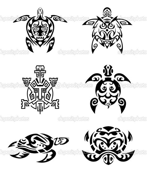 getting a tribal tattoo tribal turtle search go get inked