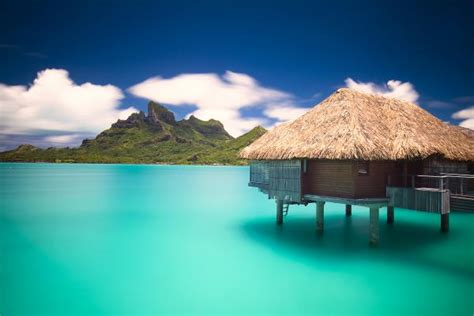 bora bora overwater bungalow all inclusive overwater bungalows islands