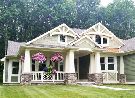 sle bungalow house plans bungalow house plan 23503jd craftsman exterior new york by architectural designs