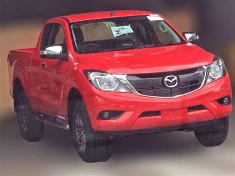who manufactures mazda 2015 mazda bt 50 facelift leaked autoevolution