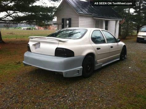 1997 dodge stratus es sedan 4 door 2 4l custom body kit