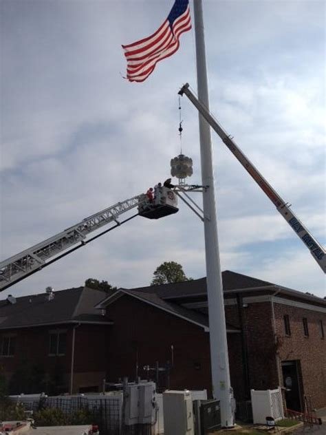 can volunteer firefighters have lights and sirens huntingtown vfd house siren is back in operation