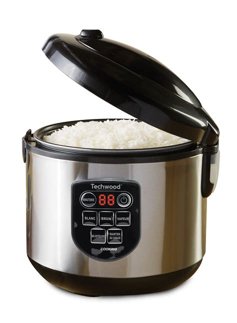 Rice Cooker Stainless stainless steel rice cooker techwood