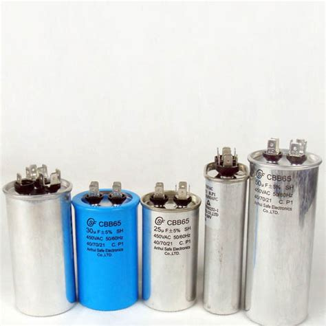 capacitor used in air conditioner china capacitor ac motor capacitor ac capacitor supplier anhui green imp exp co ltd