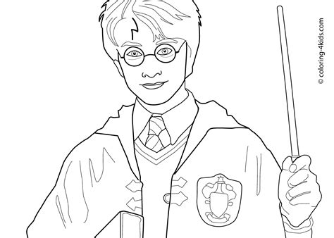 Best Harry Potter Coloring Pages | harry potter coloring pages hogwarts crest coloring home