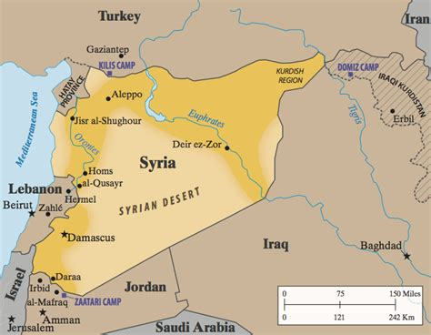map of syria and surrounding countries news from syria saudi arabia and nigeria