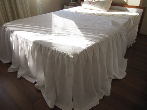 extra long bed skirts sandi pointe virtual library of collections