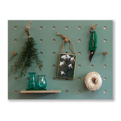 peg it all pegboards by kreisdesign design milk peg it all little pegboard wearth london