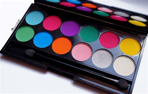 Eyeshadow Sleek sleek i ultra mattes v1 brights eyeshadow palette review swatches bows makeup