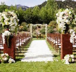 Outdoor country themed wedding decoration ideas modern wedding