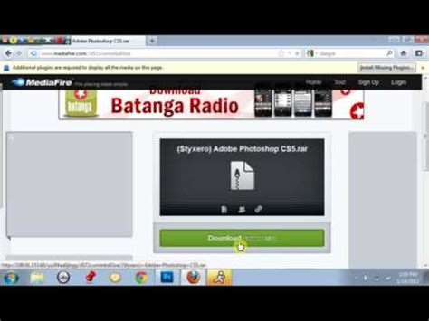 adobe photoshop tutorial kickass tutorial how to download photoshop cs5 for windows an