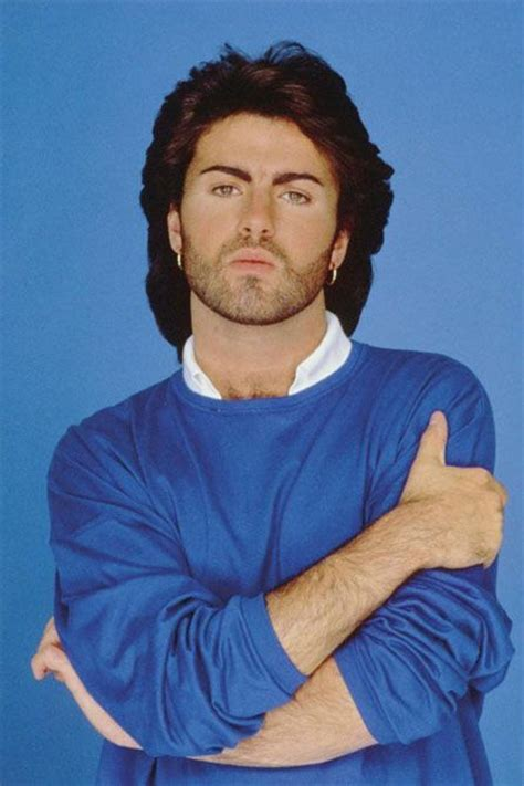 george michael george michael crushes then and now pinterest