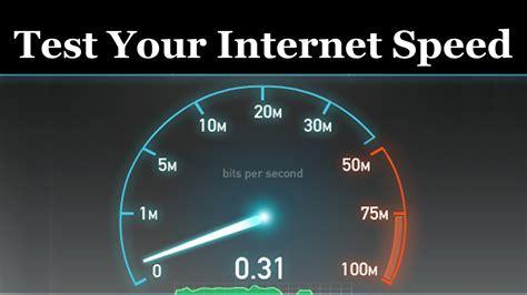 speed test speed test