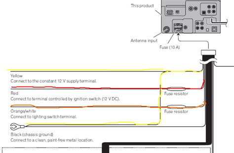 avh p4000dvd wiring conundrum tacoma world forums