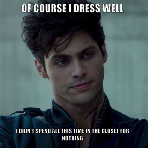 matthew daddario memes shadowhunters on twitter quot show us your memes https t