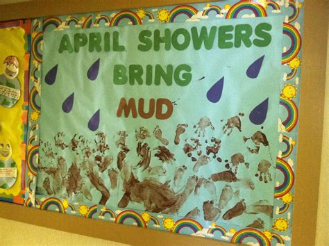 17 best images about april showers on pinterest green april showers spring bulletin board pinspiration