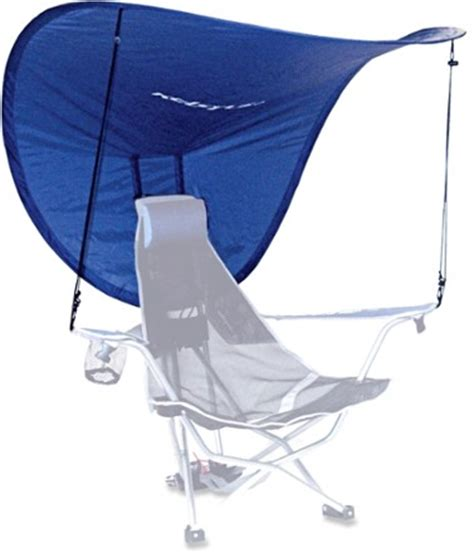 kelsyus backpack chair kelsyus compact uv canopy shade shadow cover for backpack