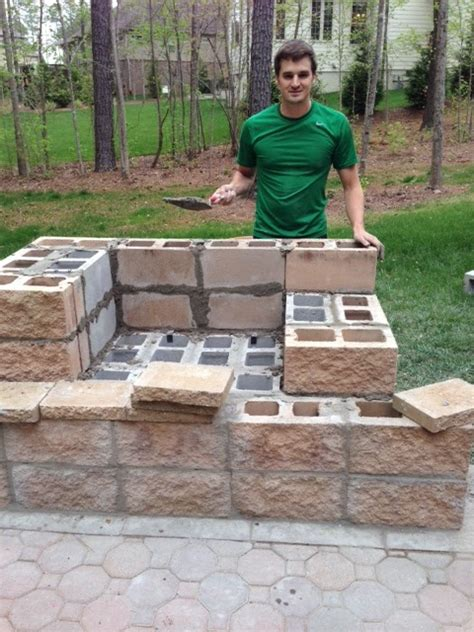 diy fireplace outdoor in the house diy paver patio and outdoor fireplace reveal
