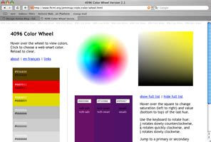 understanding color schemes choosing colors for your website web ascender design action collective color on the web