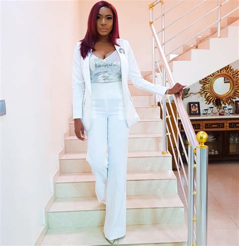 Sharrats Dressed Up Book Tour by Chika Ike Stuns In Beautiful White Dress For Quot Up