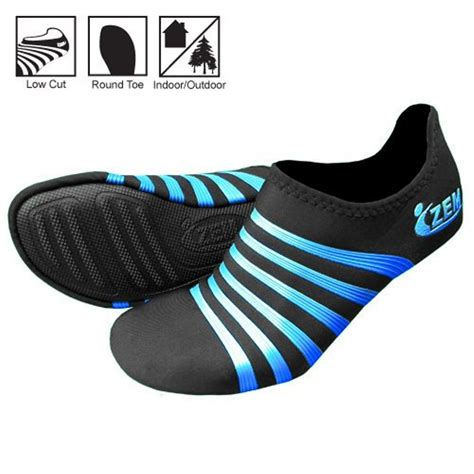 athletic toe shoes zemgear playa low toe barefoot athletic water shoes
