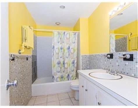 Gray And Yellow Bathroom Ideas Yellow Grey Bathroom Boston Bathroom Ideas