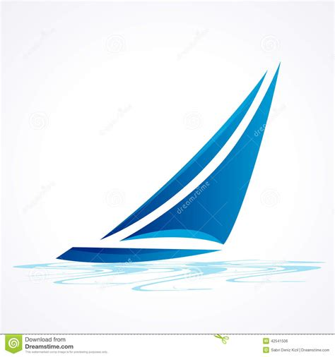 sailboat vector art sailboat vector stock vector illustration of curves