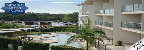 Boathouse Resort Tea Gardens Port Stephens House
