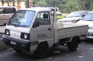 Suzuki Up Truck File Suzuki Carry Fifth Generation Front