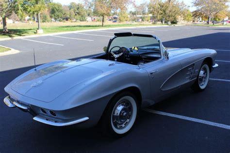car repair manuals download 1961 chevrolet corvette interior lighting 1961 chevy corvette convertible silver with black interior for sale chevrolet corvette