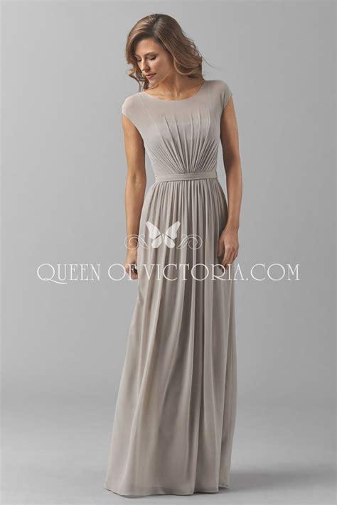 Sleeve Chiffon A Line Dress cap sleeves a line pleated simple chiffon dresses for