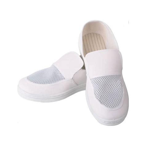 Sepatu Safety Takumi esd shoes pu white toko takumi