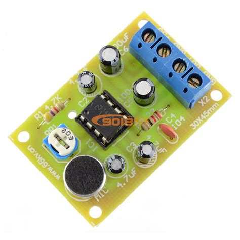 integrated circuit lm386 popular electronic circuit board parts buy cheap