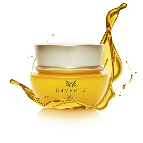 Hayyana Rejuvenation hayyana royal secret ekstrak kepompong emas