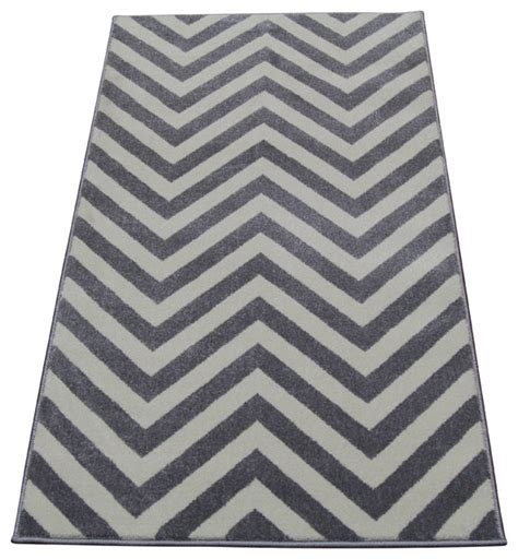 Grey Chevron Runner Rug Grey Chevron Runner Rug Roselawnlutheran