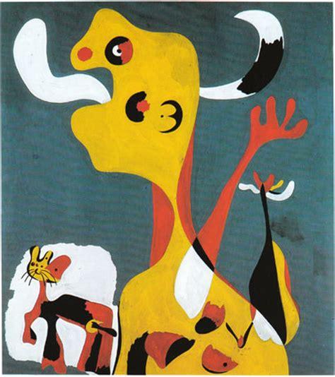 imagenes surrealistas de joan miro las mejores pinturas del surrealismo joan mir 243 taringa