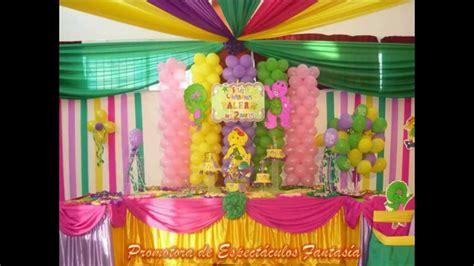 Decoracion Para Fiestas Infantiles Decoraciones Para Fiestas Infantiles Con Promotora De Espectaculos Fantasia