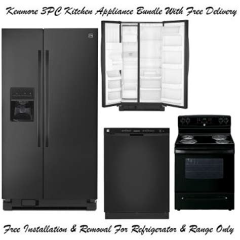 kenmore kitchen appliance packages buy now pay later furniture computers tvs
