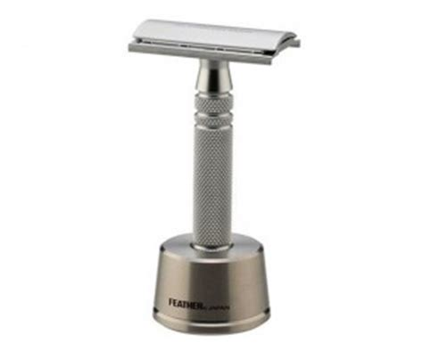 seki edge feather all stainless steel double edge safety top 5 safety razors of the year 2014