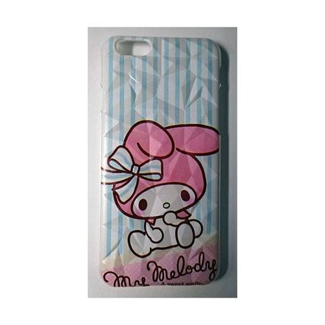 Iphone6 6s My Melody iphone6 6sケース マイメロディ my melody ip6pc0075 don alma 通販