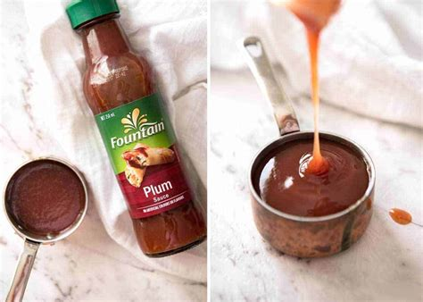 Plumb Sauce by Sticky Chicken Drumsticks In Plum Sauce