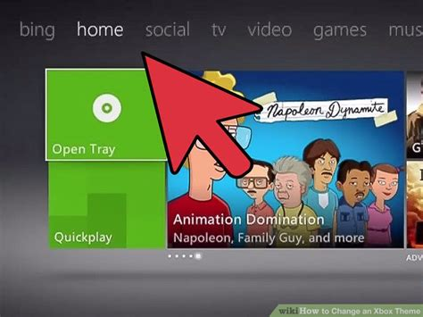 how to change your background on xbox 360 how to change an xbox theme 11 steps with pictures