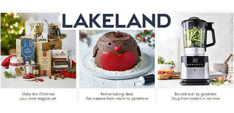 lakeland christmas gifts for him for her for cooks