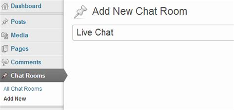 chat room new how to add free live chat in