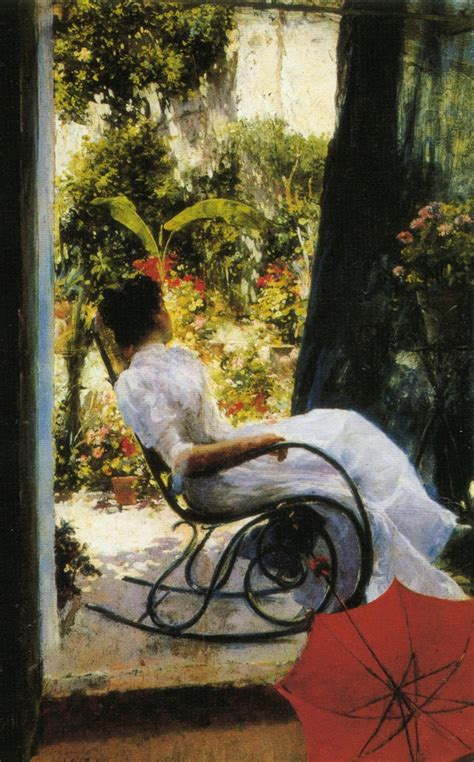 Increíble  Pintores En Asturias #8: 1900-la-siesta-coleccic3b3n-particular.jpg