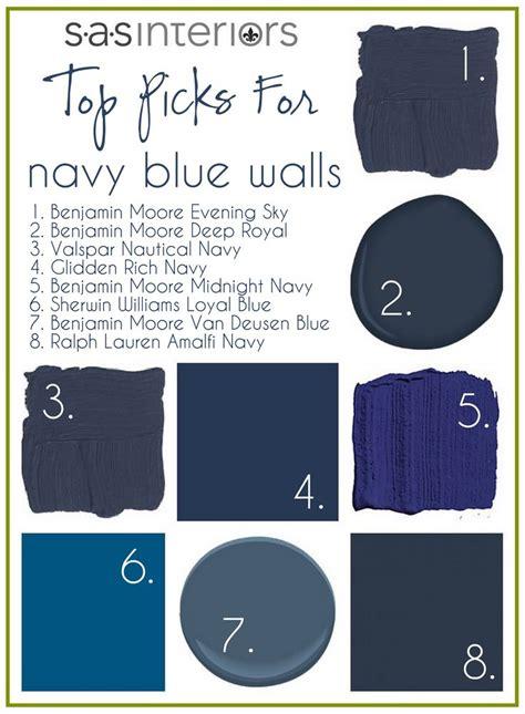 best 25 navy blue walls ideas on blue